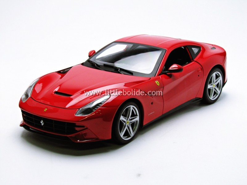 ferrari f12 berlinetta hotwheels 1 18 ferrari modelisme ferrari 1 18. Black Bedroom Furniture Sets. Home Design Ideas