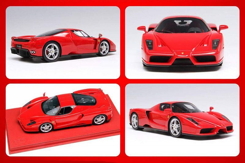 prix dune ferrari enzo neuve the ferrari car. Black Bedroom Furniture Sets. Home Design Ideas