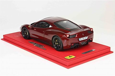 ferrari modelisme ferrari 1 18 bbr nouveaut mars 2015 ferrari 458 italia bbr rosso. Black Bedroom Furniture Sets. Home Design Ideas