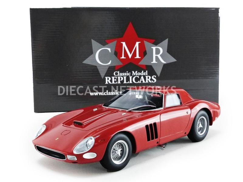 Ferrari 250GTO Red CMR 1