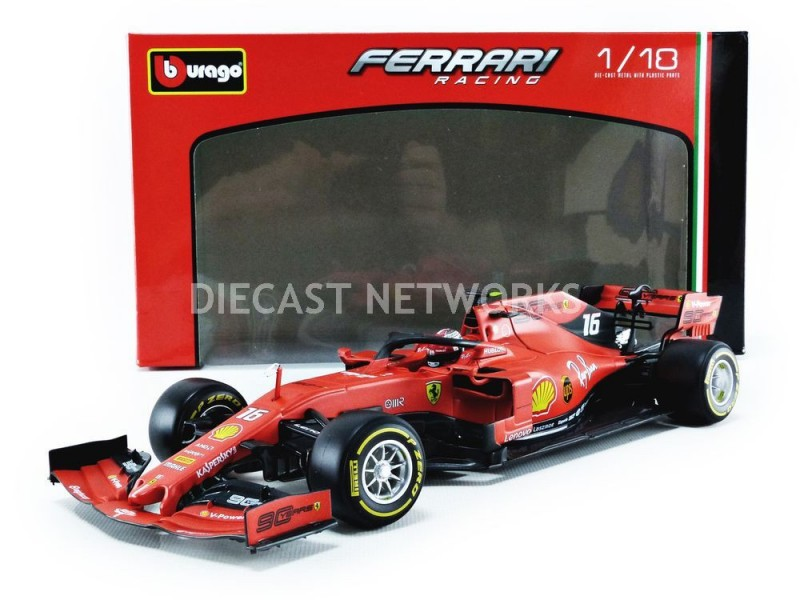 Ferrari SF90 Leclerc 16807V re